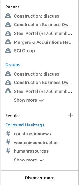 wydarzenia LinkedIn - tworzenie wydarzenia