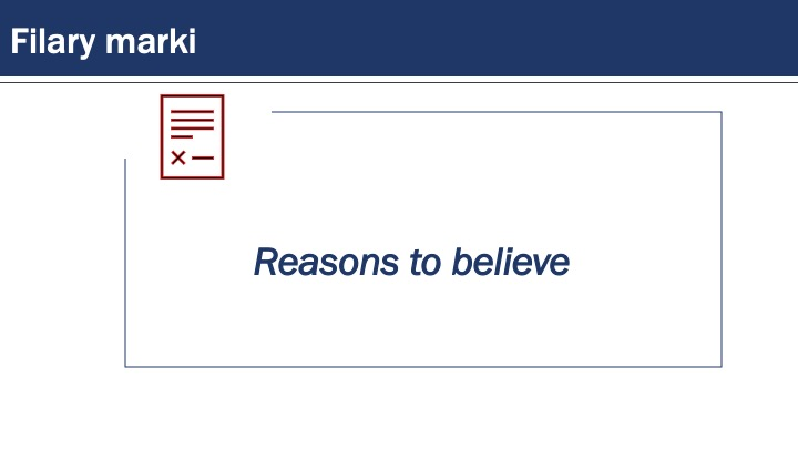 marka - reasons to believe RTB