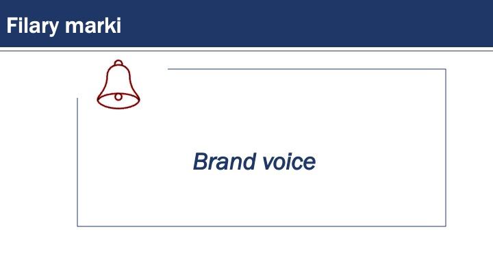 marka - brand voice